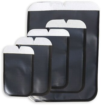 NIVO Size #1 Phosphor Plate Barrier Envelopes Short Side, Box of 100.