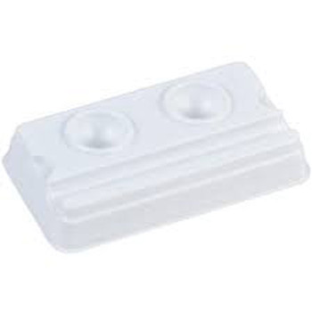 NIVO 2-Well Disposable Mixing Well. Box of 200