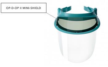 Op-D-Op  II Shaded Mini Shield Only 6pk (No Visor)