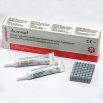 AcroSeal Calcium Hydroxide, Eugenol-free Base Cement Standard Package.
