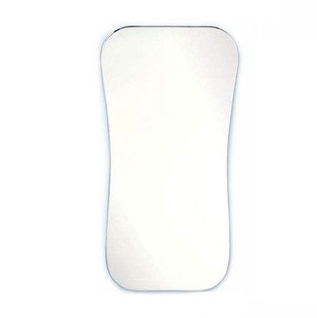 """Plasdent Extra Large Adult Occlusal Intraoral Photographic Mirror, 3""""x 5 4/5""""x 2 2/3"""""""