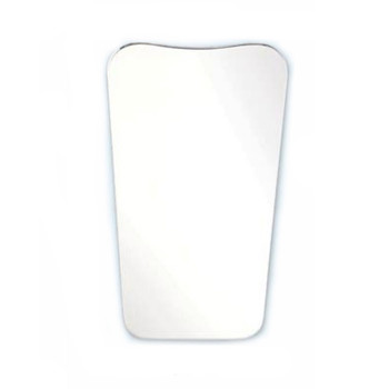 """Plasdent Occlusal Intraoral Photography Mirror, Extra large child occlusal - 2 1/3""""x 4""""x 1 2/3"""""""