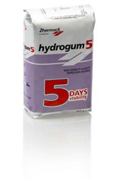 Hydrogum 5 Extra Fast Dust Free Alginate, 12 - 1 lb Bags.
