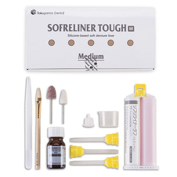 Sofreliner Tough M (Medium) Kit.