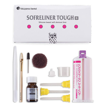 Sofreliner Tough S (Soft) Kit.