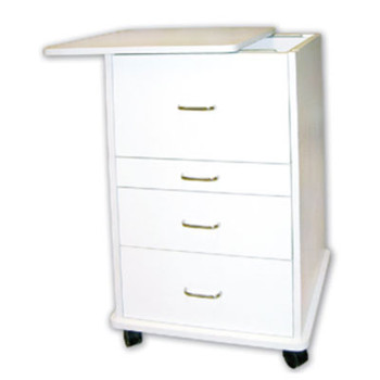 TPC Assistant's (Alabama) Mobile Cabinet, White.