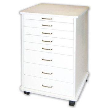 TPC Doctor's Mobile Cabinet, Grey.
