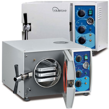Valueklave 1730, Manual Autoclave Sterilizer, 120V.