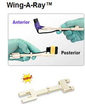 Wing-A-Ray - digital X-Ray positioning tool.