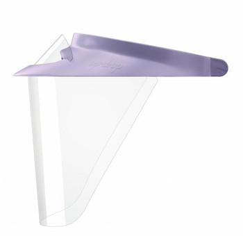 Op-D-Op ABS Face Shields Kit, Violet, Medium Size