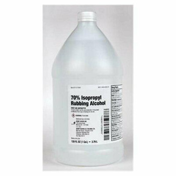 Nivo Isopropyl Alcohol 70% , Rubbing Alcohol, 1 Gallon