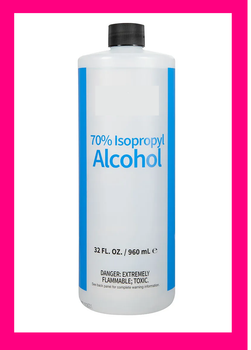 Nivo Isopropyl Rubbing Alcohol 70% - 1 Quart