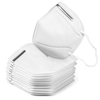 KN95 Respirator Face Mask 95% Filteration 10pcs