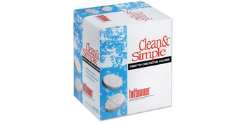 Clean and Simple Ultrasonic/Enzymatic solution in Tablet form, 64/Pk