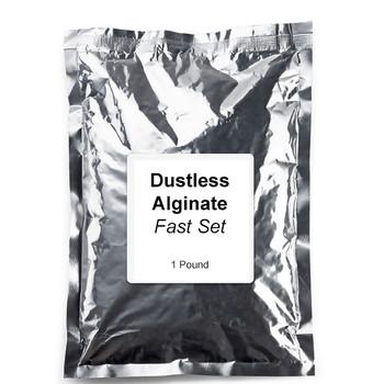 4 x 1lb. Bag Alginate, Fast Set, Chromatic, Dustless,  *Free Shipping by Pricenex*
