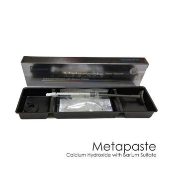 Metapaste Temporary Root Canal Filling Material, Calcium Hydroxide with Barium