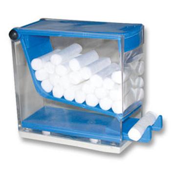 Nivo Cotton Roll Dispenser Blue