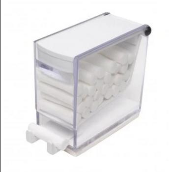 Nivo Cotton Roll Dispenser White