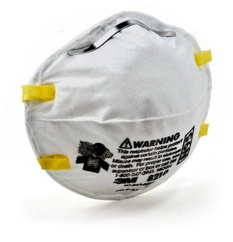 N95 Particulate Respirator Mask 20pk (3M)