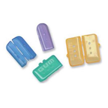 Protect® Antibacterial Toothbrush Cover, six 4-packs/bg