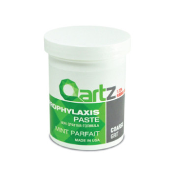 Prophy Paste Qartz 12 oz Jar W/F Mint Parfait Coarse