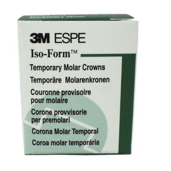 Iso-Form Crown, Upper Molar, Refill U-62 5pk (3M)