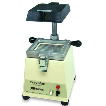 Tray-Vac Vacuum Former, 120V AC, High-Velocity Air-Flow System, Quick-Lock Frame, Box of 1. *Free Shipping By Pricenex*