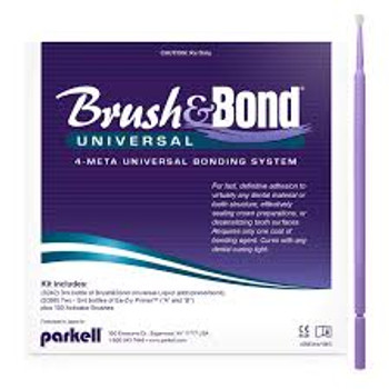Brush & Bond Universal bonding liquid, 3ml bottle. All in one self-etching *Free Shipping by Pricenex*