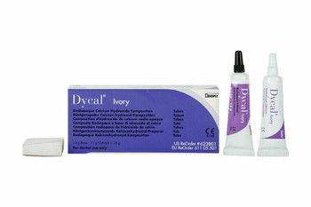 Dycal Ivory Radiopaque Calcium Hydroxide Dental Pulp Capping