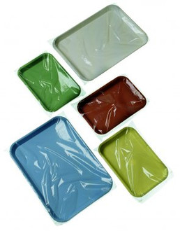 Tray Sleeves 'E' Plastic (11 1/2' x 16') 500pk (Pinnacle)