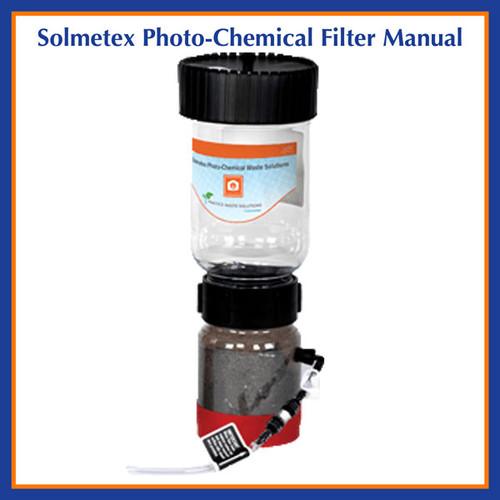 Solmetex Photo-Chemical Filter Manual