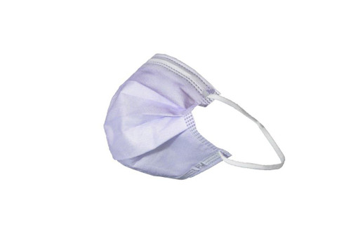EarLoop Mask, Level III, Lavender 50pk #LHM