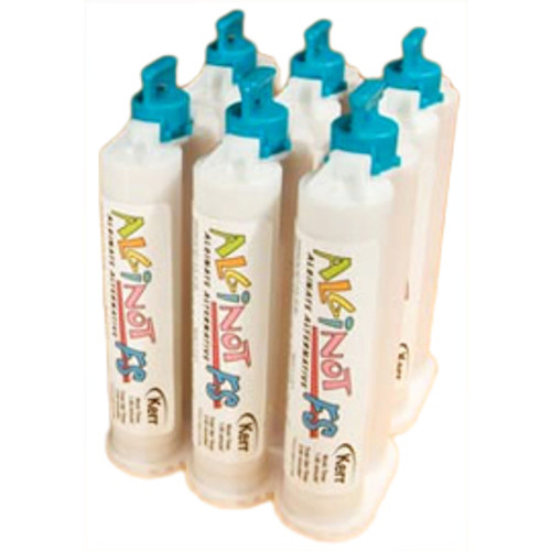 AlgiNot FS Refill: 24 - 50 mL Cartridges. Fast Set. Alginate Alternative VPS *Free shipping by Pricenex*