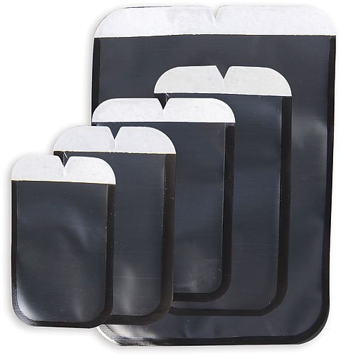 Barrier Envelopes Size #2, Top Side Opening EasyTear Soft 100pk (Plasdent)