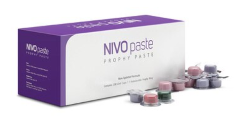 Nivo Prophy Paste Cherry Coarse 200pk