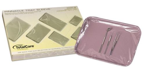 Tray Sleeves 'E' Plastic (11 1/2' x 16') 500pk (Pinnacle)