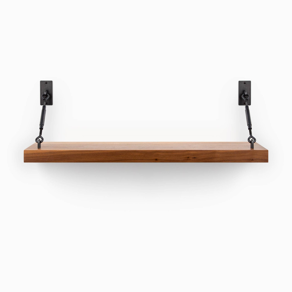 Clark Turnbuckle Shelf Bracket Set