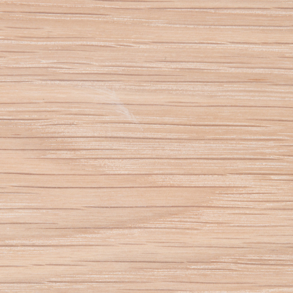 Detail of our glaze finished white oak floating shelf. It's as juicy as they come.