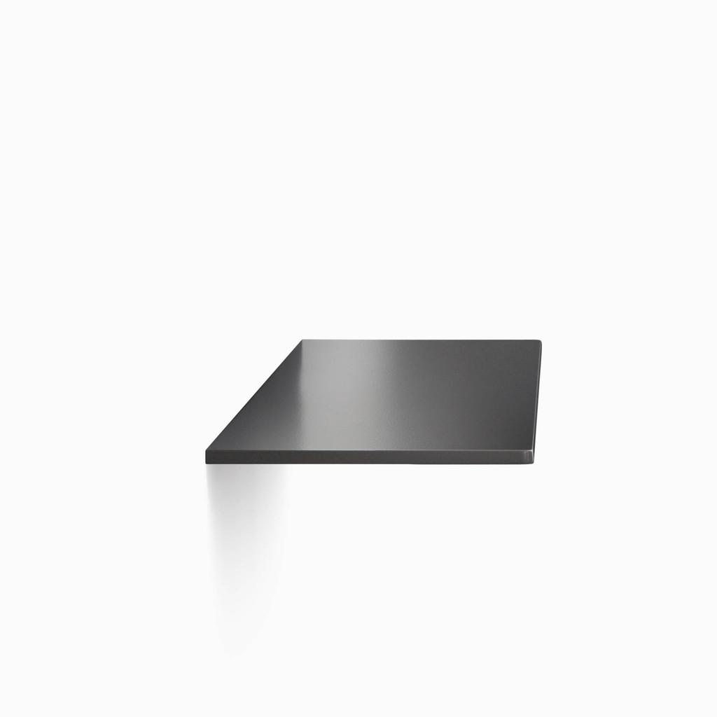 Tromso Recessed Floating Steel Shelf