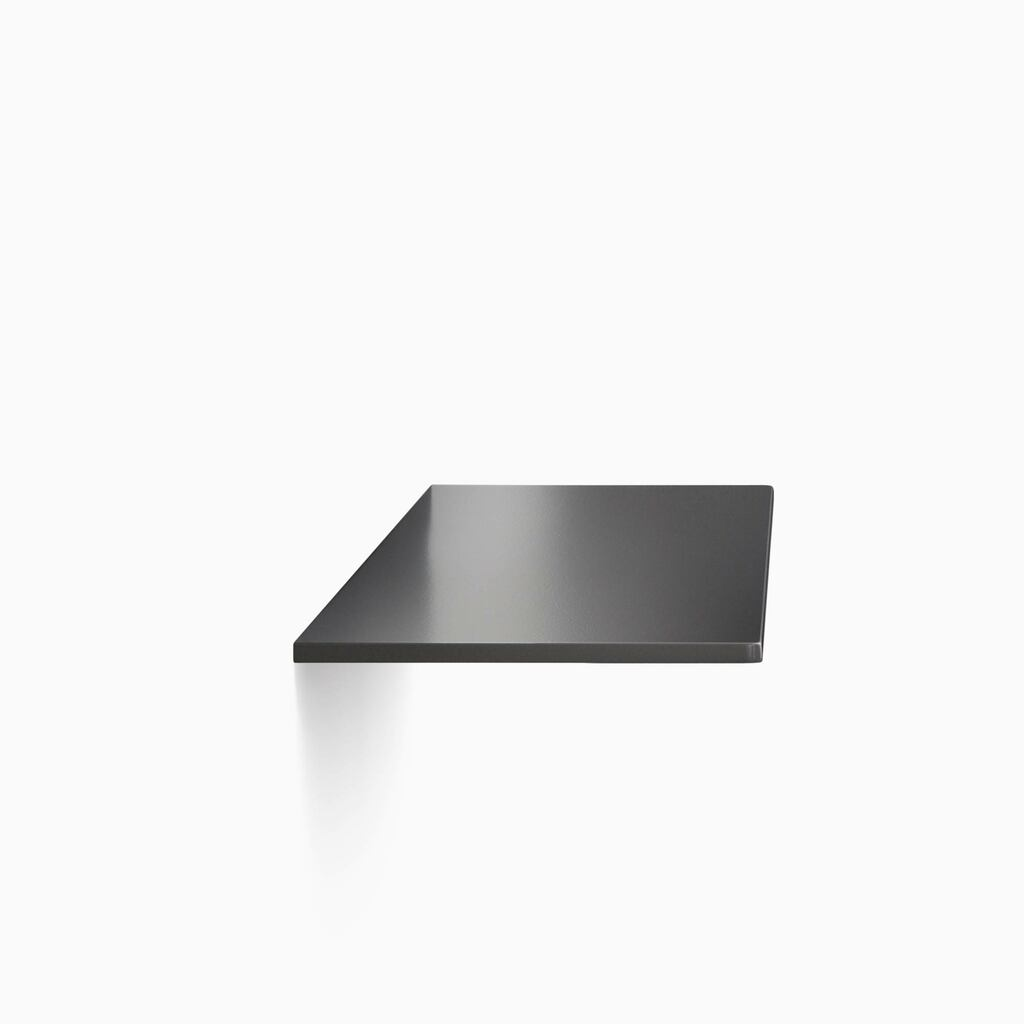 Tromso Steel Floating Shelf
