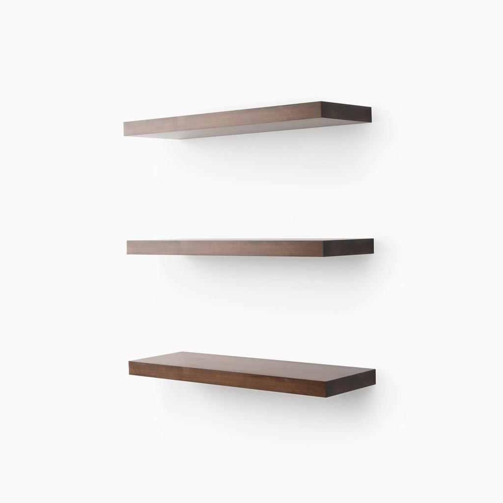 Espresso Shelf Slab