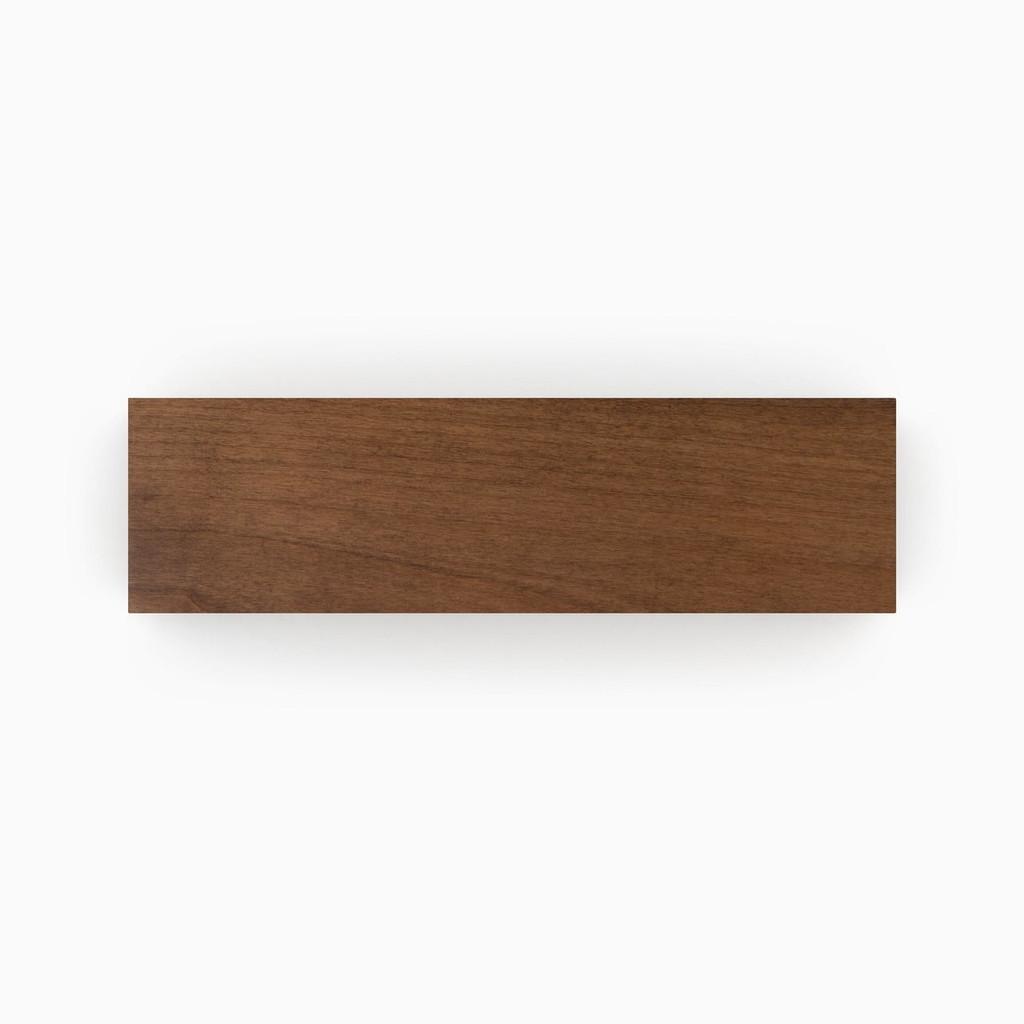 Stunning Stains Espresso Smooth Shelf Slab