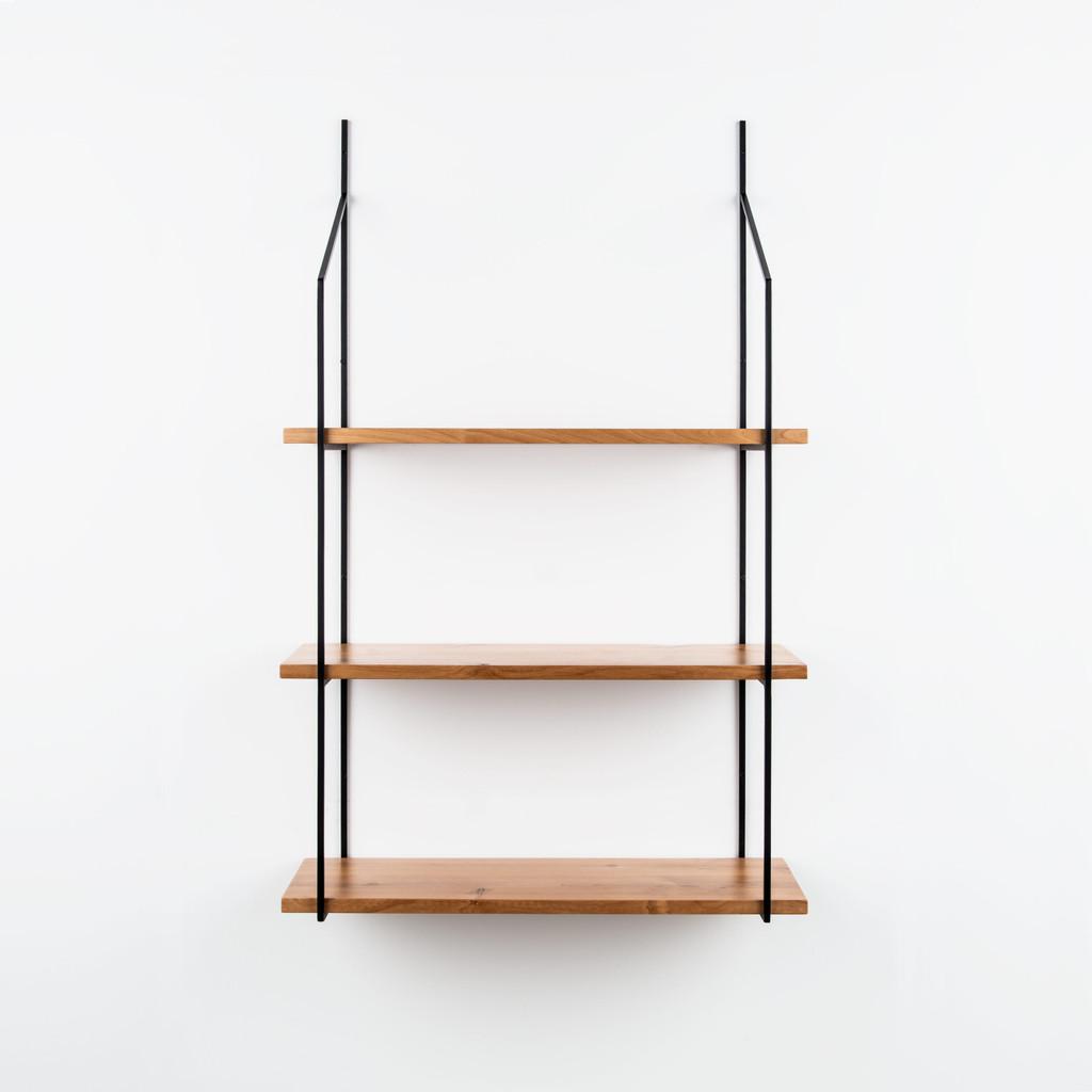 Verne Single Three Shelf Bracket