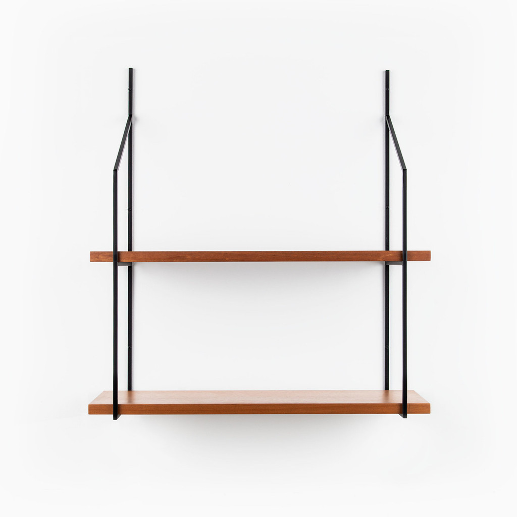 Verne Single Five Shelf Bracket