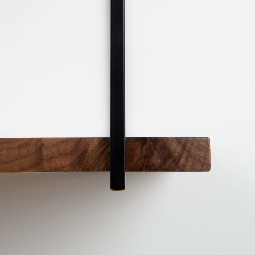 Verne Shelf Walnut