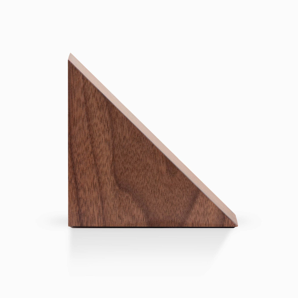 Maggie Triangle Magnetic Bookend
