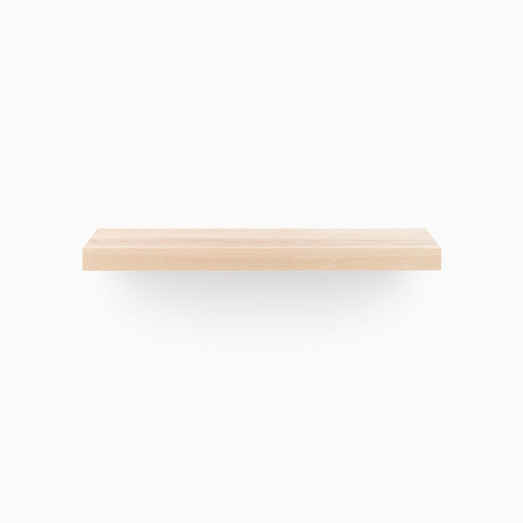 Aksel Ash Floating Shelf