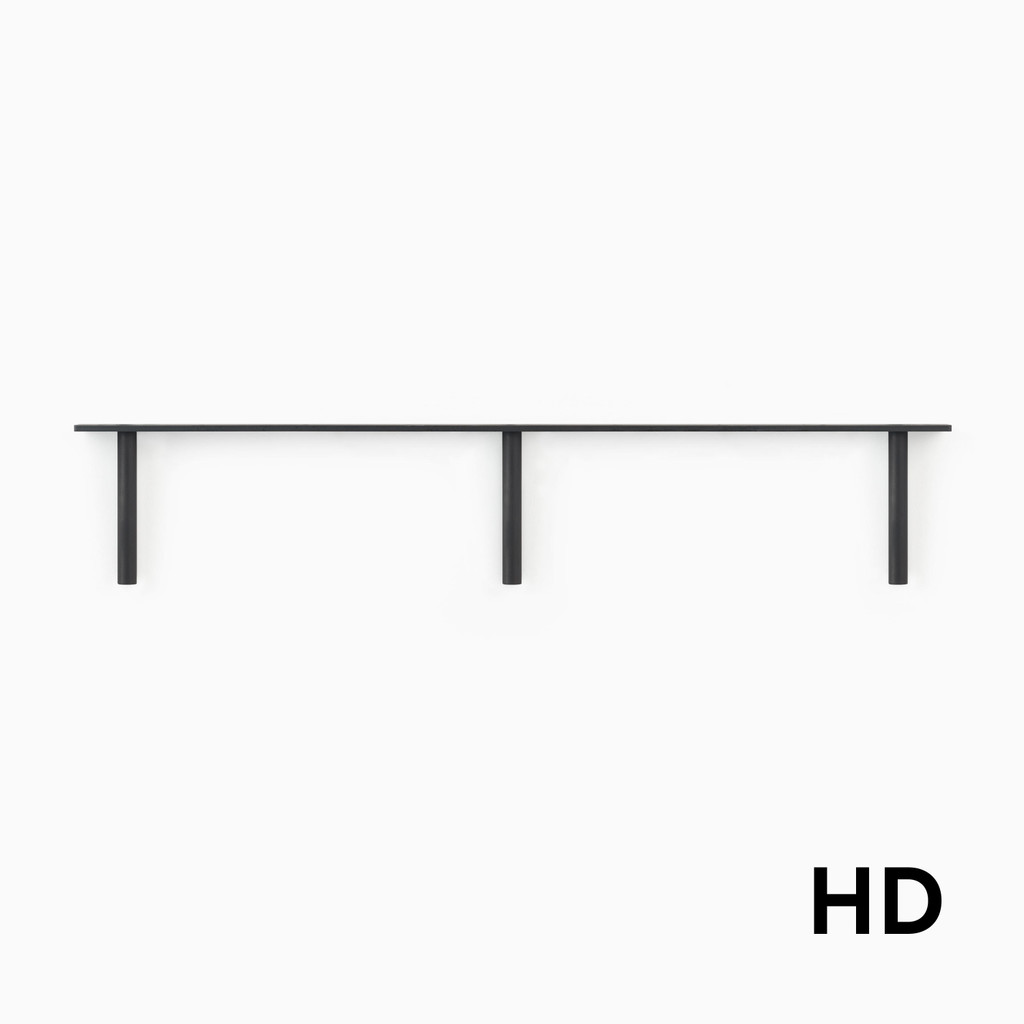 Aksel HD Floating Shelf Brackets