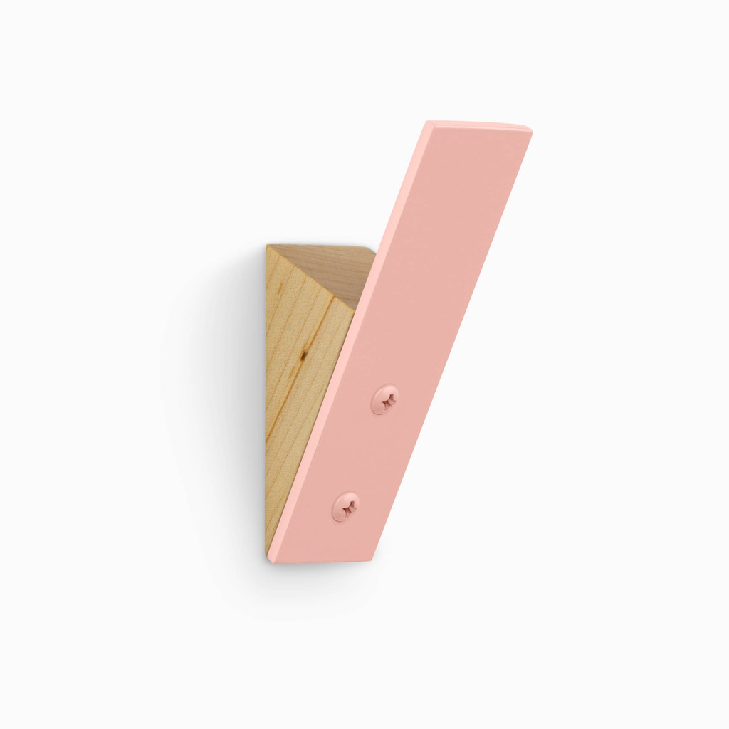 Shard Wall Hook Maple