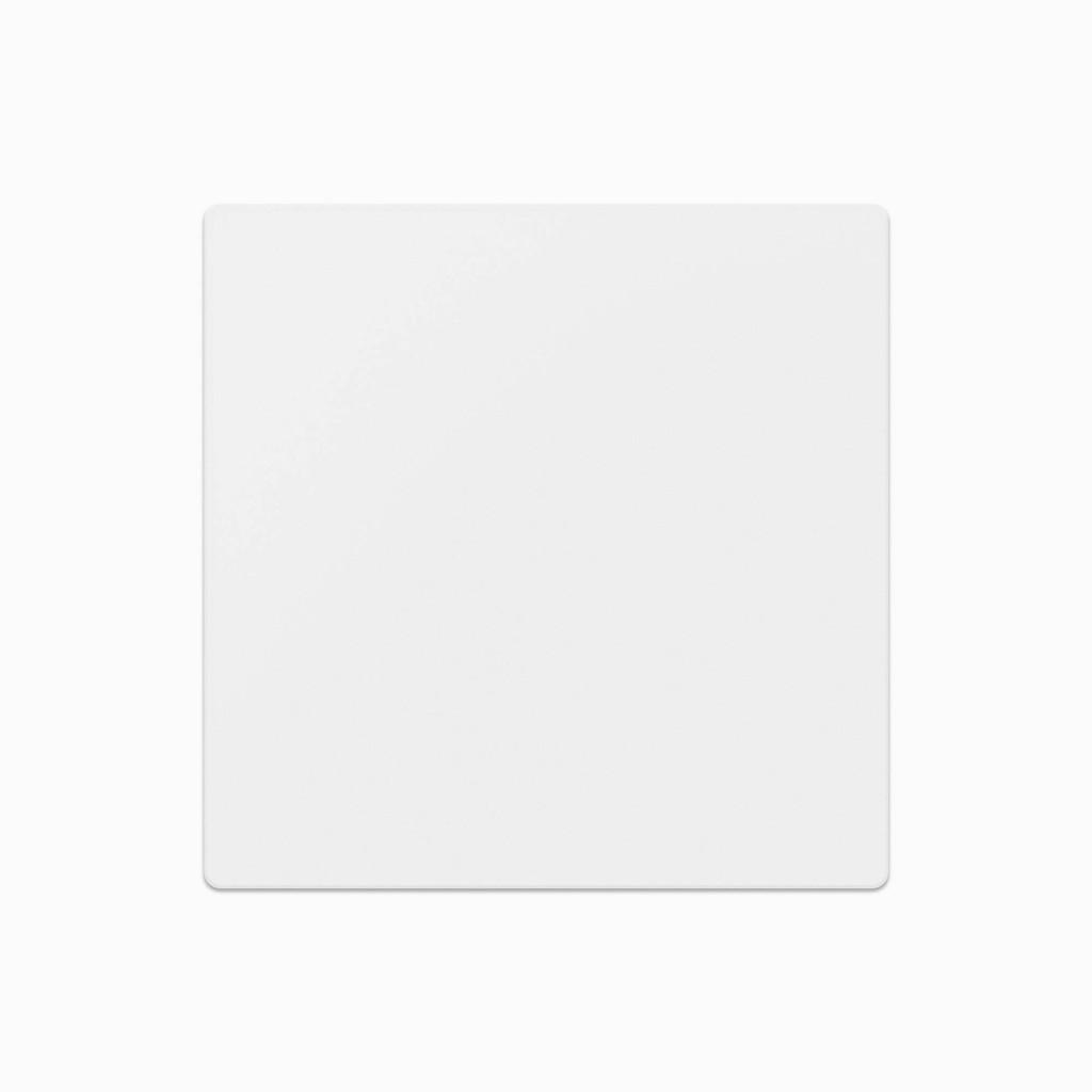 Premium Powder White Matte Swatch